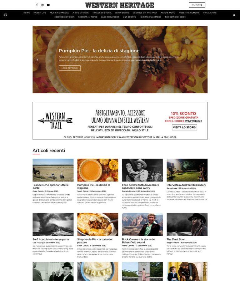western heritage portfolio